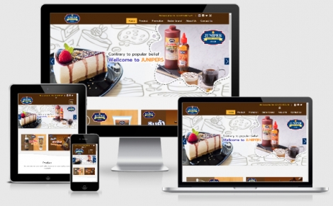 รับทำเว็บไซต์อาหาร,รับทำเว็บไซต์ขายอาหาร
