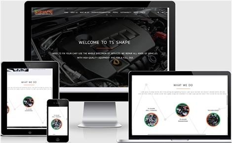 บริษัททำเว็บชิ้นส่วนอุปกรณ์รถยนต์-ชุดแต่งรถ,รับจ้างทำเวปผลิตชิ้นส่วนรถยนต์