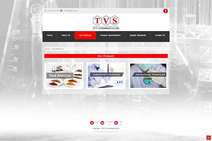 รับออกแบบเว็บไซต์ตัวแทนจำหน่ายAnti-Caking,บริษัททำเวปไซต์เคมีภัณฑ์ในอุตสาหกรรมอาหาร,เขียนเว็บเคมีเกษตร