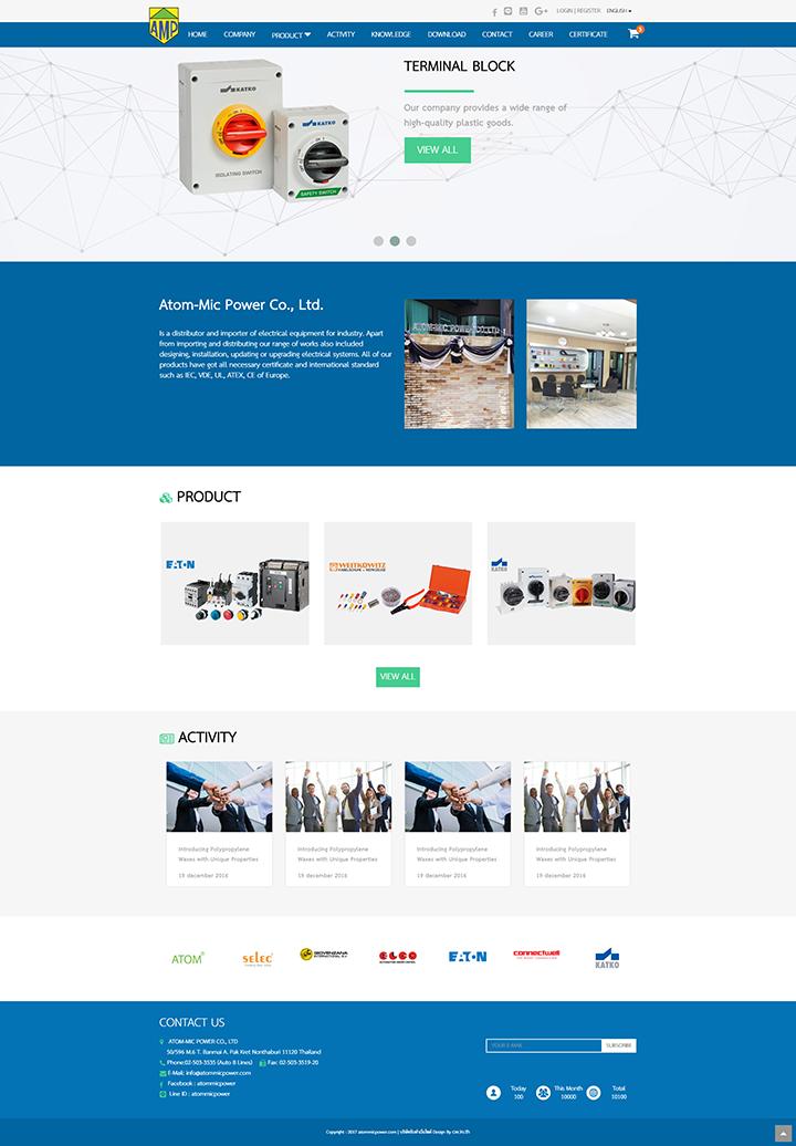 รับทำเว็บไซต์ผลิตชิ้นส่วนอิเล็คทรอนิคอุตสาหกรรม,บริษัทรับทำเว็บไซต์อีคอมเมิสขายสินค้าออนไลน์