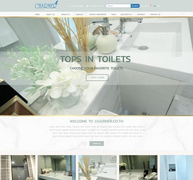 รับทำเว็บไซต์สุขภัณฑ์,บริษัทเขียนโปรแกรมเครื่องครัวห้องน้ำ